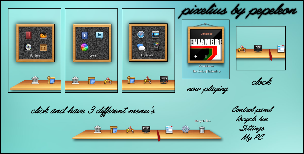 Pixelius by pepeleon