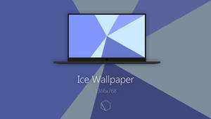 Ice Wallpaper by TheButterCat