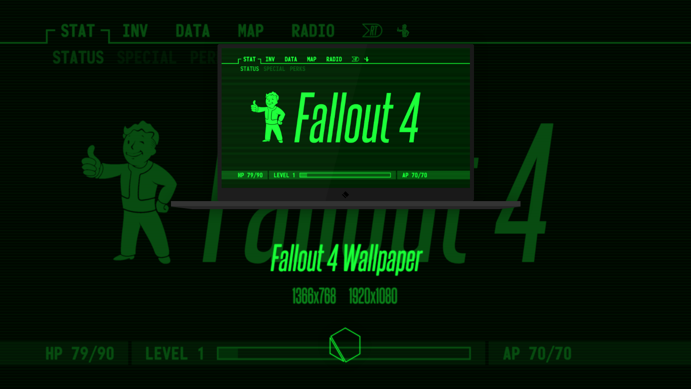 Fallout 4 Wallpaper By Thebuttercat On Deviantart