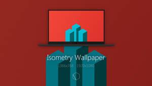 Isometry Wallpaper