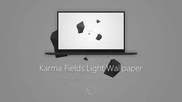 Karma Fields Light Wallpaper