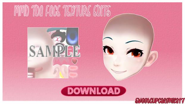 MMD TDA Face Texture Edits Download