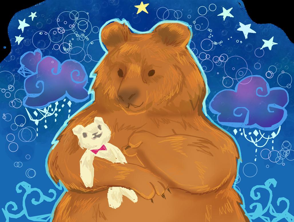 Bear Muro by BubbleDriver