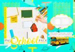 PNG PACK | SCHOOL