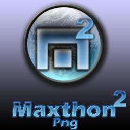 Maxthon Beta 2 Dock Icon by erikwas