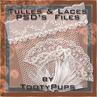 Tulles and Laces