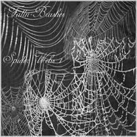 Spider Web Brushes Set 1