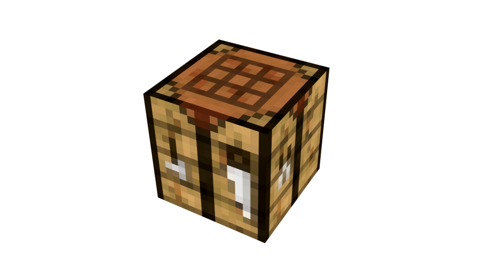 crafting table texture pack by tardifice on deviantart