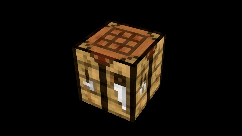 Craft Table Minecraft