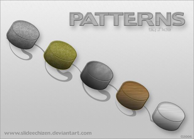 Slide Patterns PACK 1 by SlideEchizen