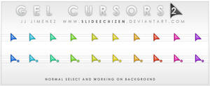 Gel Cursors 2.0