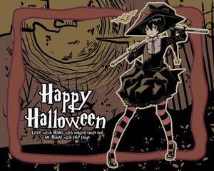 Witch Hibari