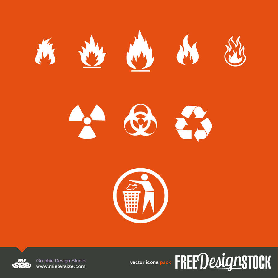 Vector icons pack 02 by sizer92