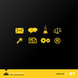 Vector Icons Pack 07