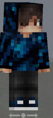 A Fully Working MineCraft Skin