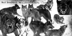 Wolf Brushes II