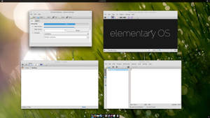 Elementary Luna Theme Pack - for KDE