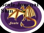 Scale Journal Skin by Crimson-Flazey
