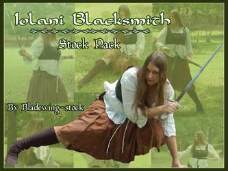 Iolani Blacksmith Stock Pack
