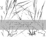 Stock: Acid Lightning Redux Brush Pack