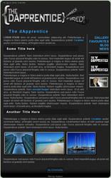 dApprentice CSS Journal Skin