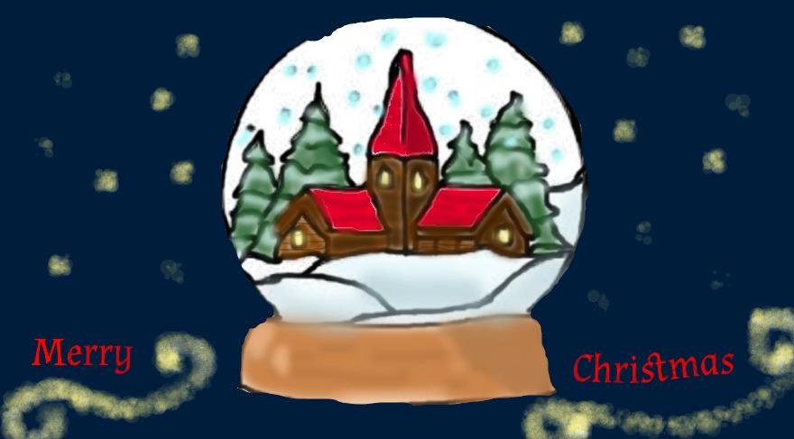 Santa's Workshop by kittygirl101202