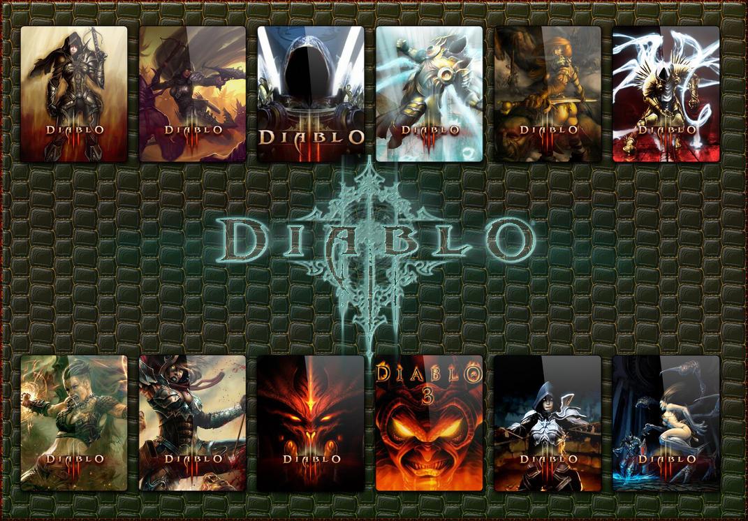 Diablo III by lewamora4ok