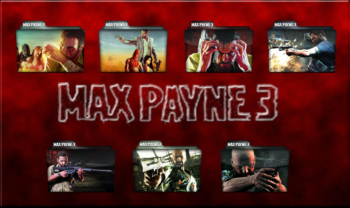 Max Payne 3 by lewamora4ok