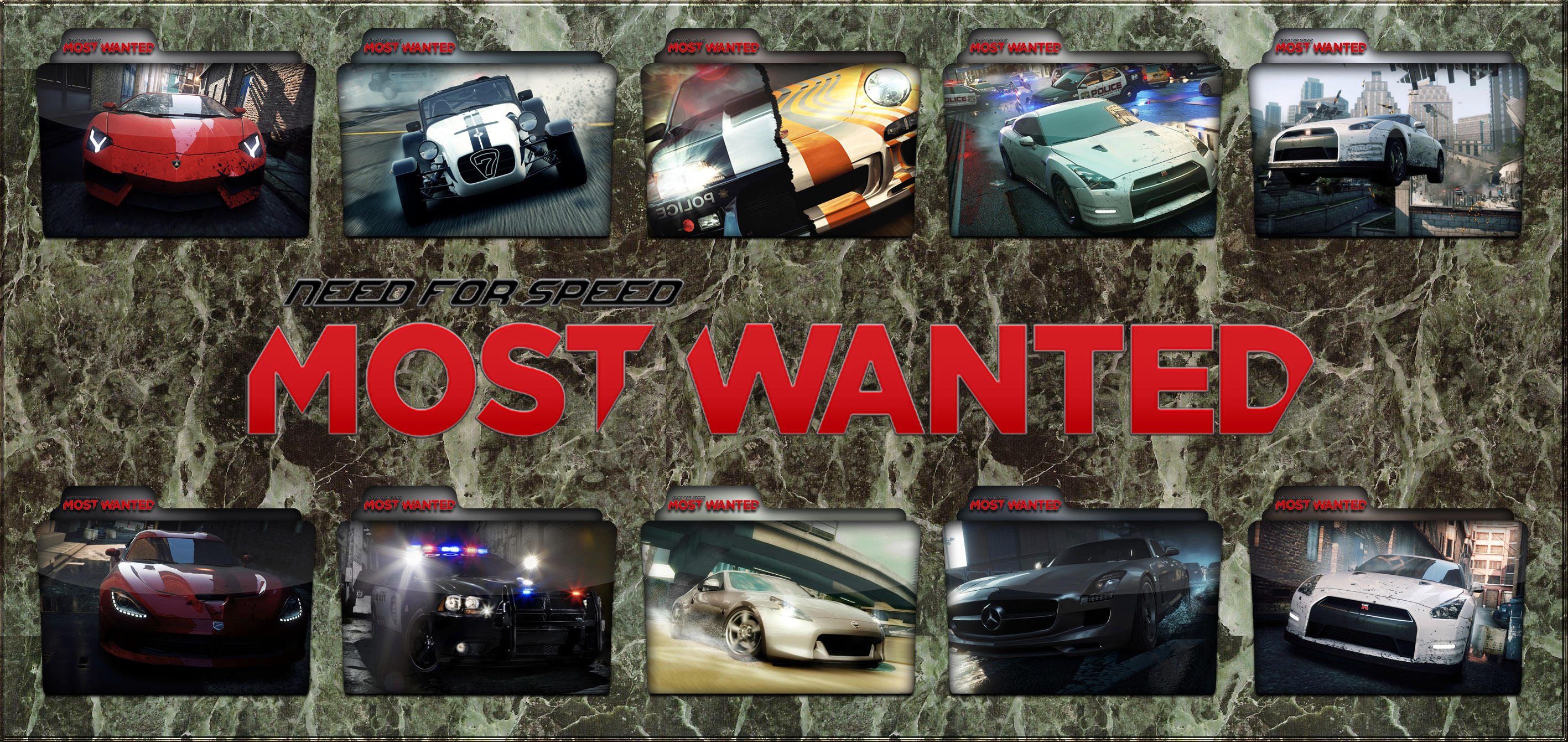 Need for Speed Most Wanted by lewamora4ok on DeviantArt