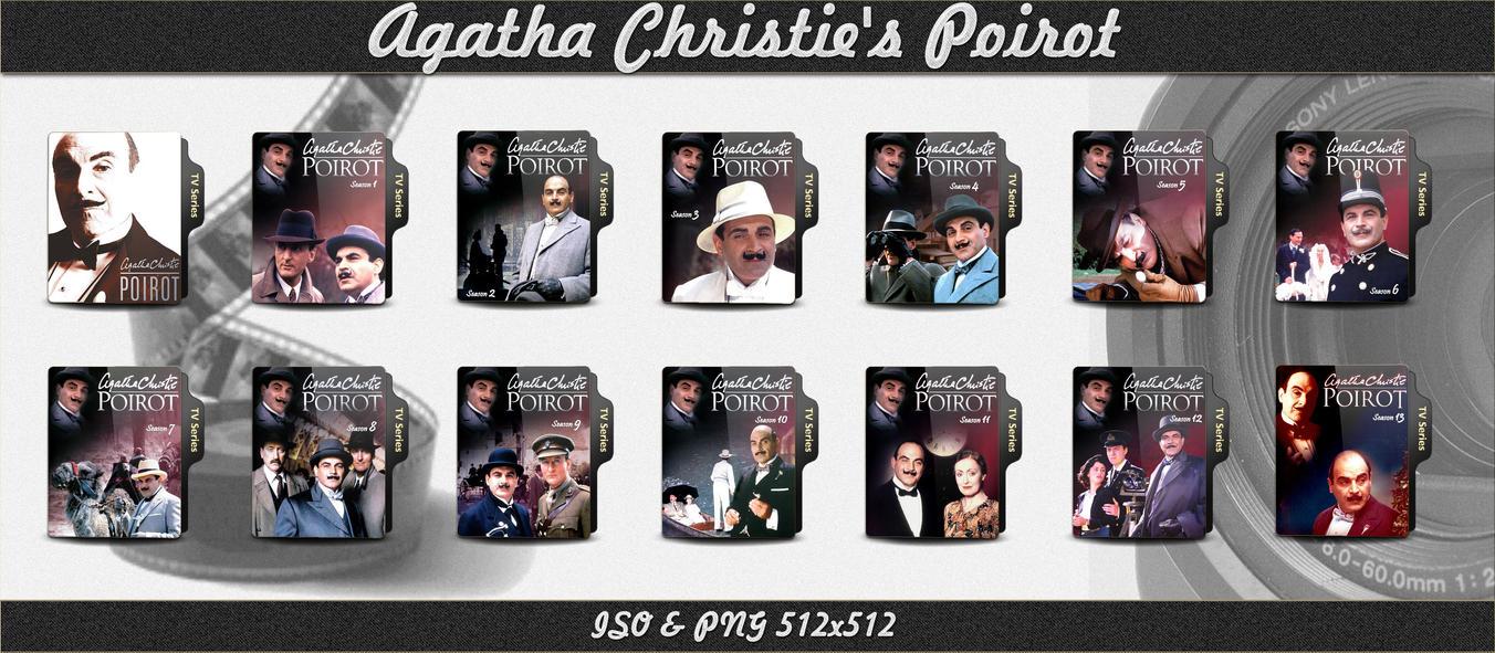 Agatha Christie's Poirot by lewamora4ok
