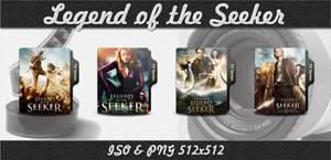 Legend of the Seeker by lewamora4ok