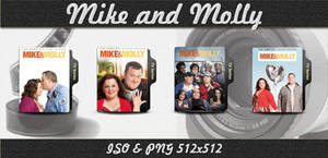 Mike and Molly by lewamora4ok