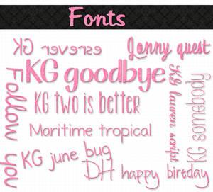 mass fonts