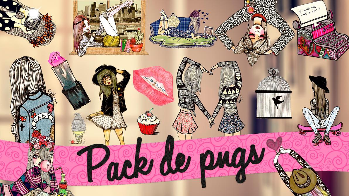 Pack de Pngs by Chokolathosza