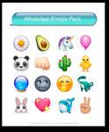 Favorite Emojis Pack