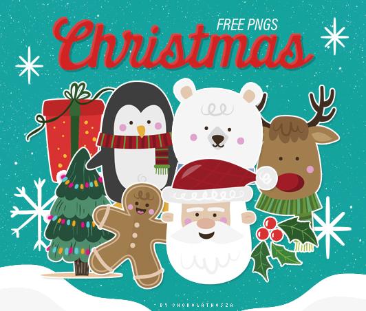 Christmas Graphics by Chokolathosza