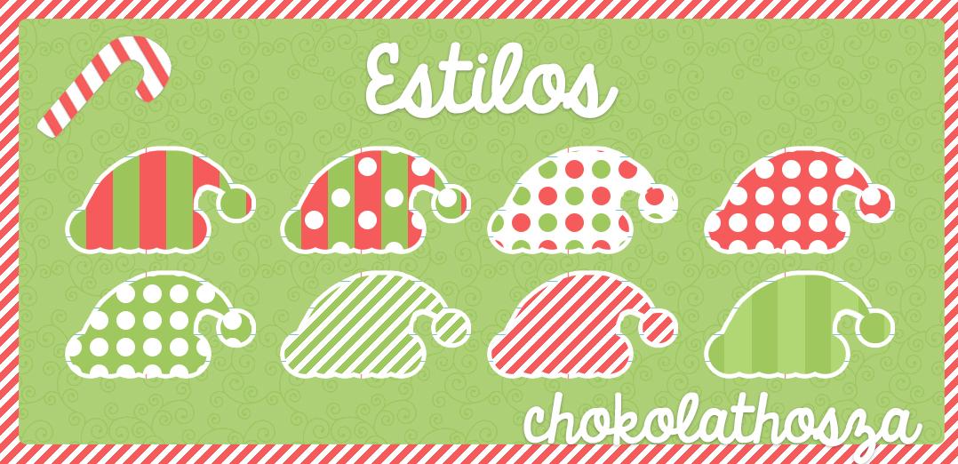 Estilos navidad by Chokolathosza