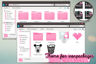 Pink Creative by Chokolathosza