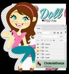 Doll PSD