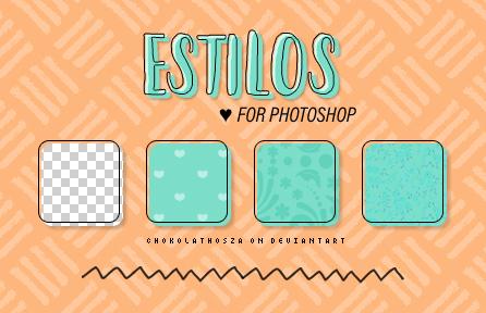 Estilos Nuevos by Chokolathosza