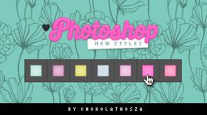 Photoshop Styles by Chokolathosza