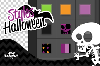 Halloween Styles by Chokolathosza