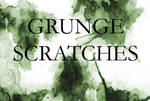Grunge Scratch Brushes