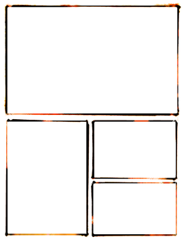 Graphic Novel Borders