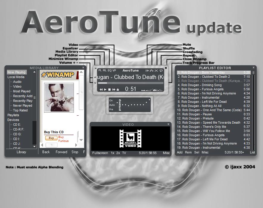 AeroTune 'Update' by ijaxx