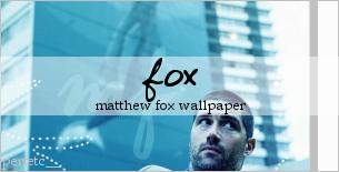 Matthew Fox Wallpaper by perfetc