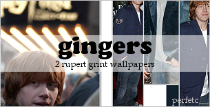 2 Rupert Grint Wallpapers by perfetc