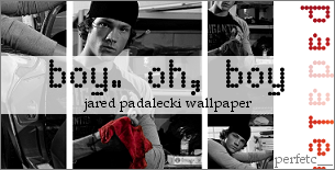 Jared Padalecki Wallpaper by perfetc