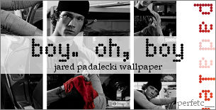 Jared Padalecki Wallpaper