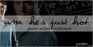 Dean Winchester Wallpaper by perfetc